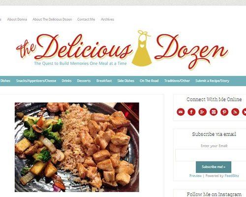 The Delicious Dozen