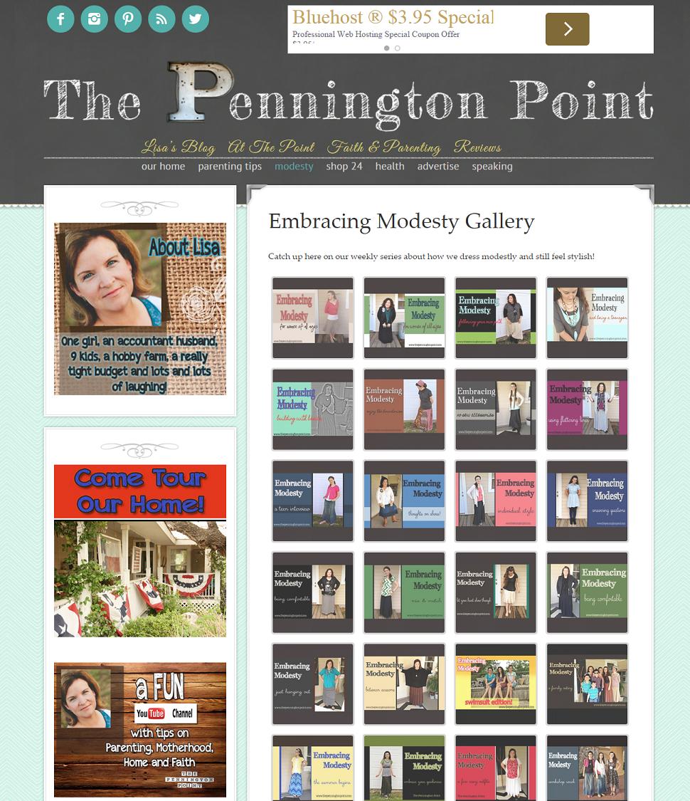 Pennington Point redesign