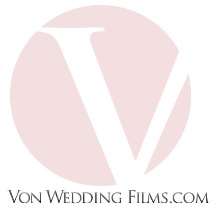 von wedding films logo by Simply Amusing Designs