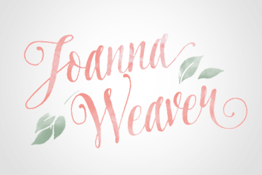 Joanna Weaver Multi Site Redesign & Logo