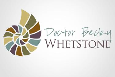Dr. Becky Logo & Website Development