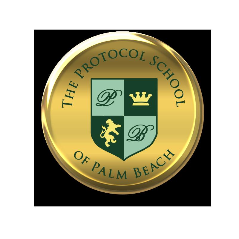 Protocol School of Palm Beach Logo